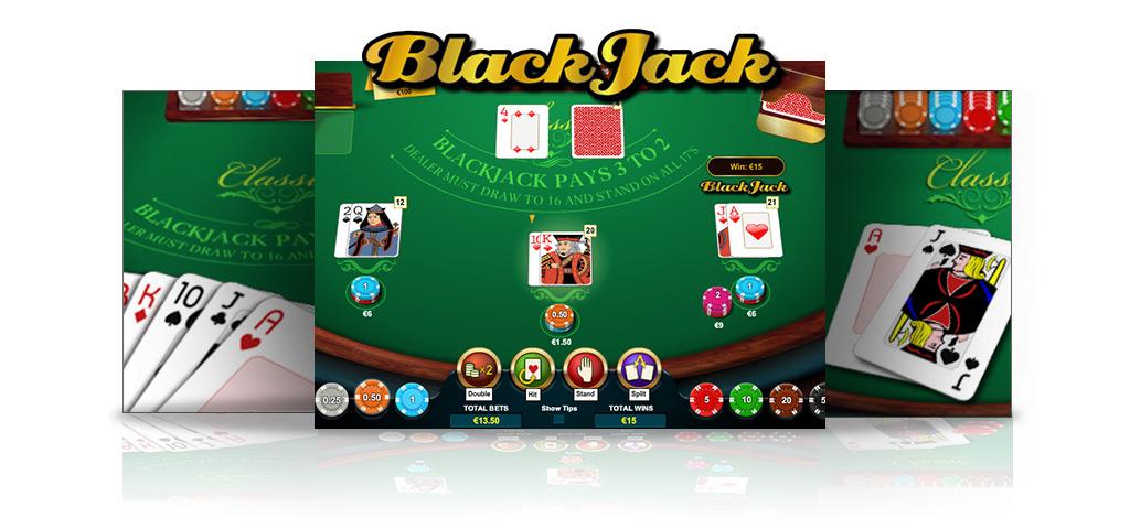 Blackjack classic at Karamba